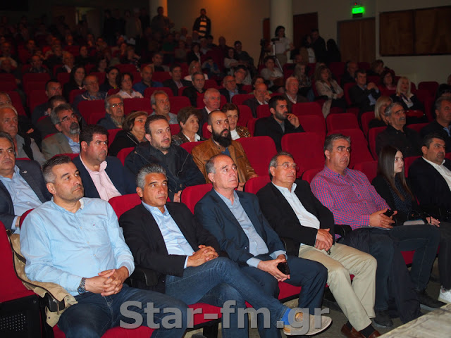 O  υποψήφιος Περιφερειάρχης Δυτικής Μακεδονίας Γιώργο Κασαπίδης  στα Γρεβενά (εικόνες + video) - Φωτογραφία 20
