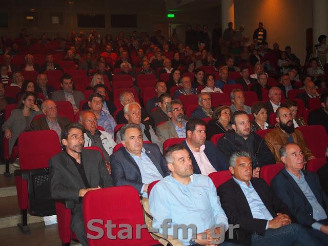 O  υποψήφιος Περιφερειάρχης Δυτικής Μακεδονίας Γιώργο Κασαπίδης  στα Γρεβενά (εικόνες + video) - Φωτογραφία 21