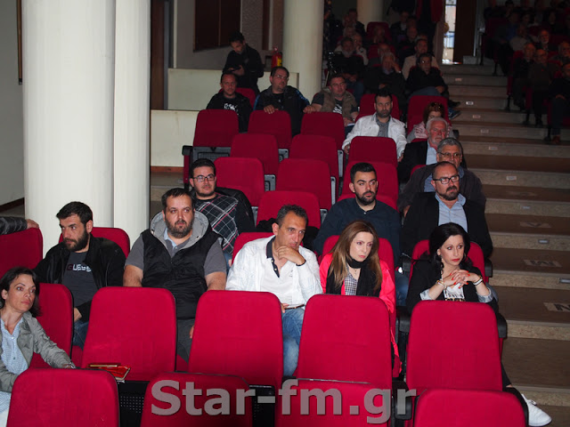 O  υποψήφιος Περιφερειάρχης Δυτικής Μακεδονίας Γιώργο Κασαπίδης  στα Γρεβενά (εικόνες + video) - Φωτογραφία 22