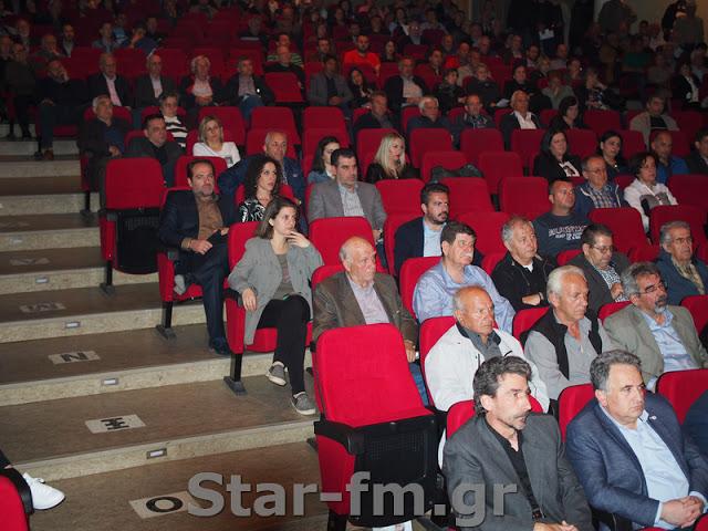 O  υποψήφιος Περιφερειάρχης Δυτικής Μακεδονίας Γιώργο Κασαπίδης  στα Γρεβενά (εικόνες + video) - Φωτογραφία 23