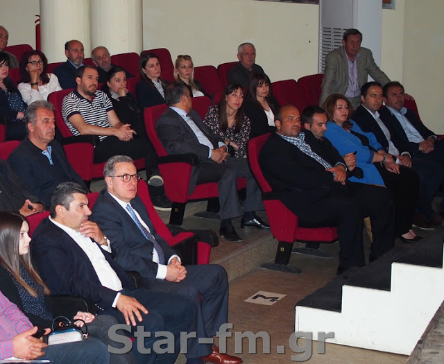 O  υποψήφιος Περιφερειάρχης Δυτικής Μακεδονίας Γιώργο Κασαπίδης  στα Γρεβενά (εικόνες + video) - Φωτογραφία 26