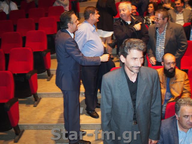 O  υποψήφιος Περιφερειάρχης Δυτικής Μακεδονίας Γιώργο Κασαπίδης  στα Γρεβενά (εικόνες + video) - Φωτογραφία 3