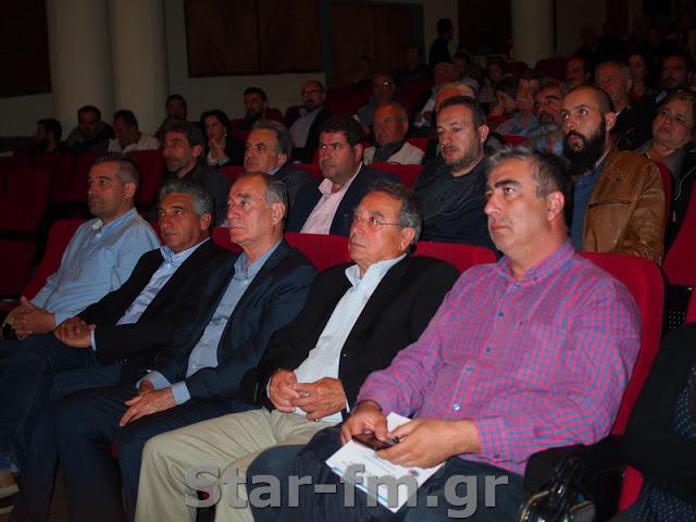 O  υποψήφιος Περιφερειάρχης Δυτικής Μακεδονίας Γιώργο Κασαπίδης  στα Γρεβενά (εικόνες + video) - Φωτογραφία 37