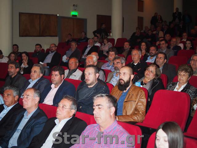 O  υποψήφιος Περιφερειάρχης Δυτικής Μακεδονίας Γιώργο Κασαπίδης  στα Γρεβενά (εικόνες + video) - Φωτογραφία 38