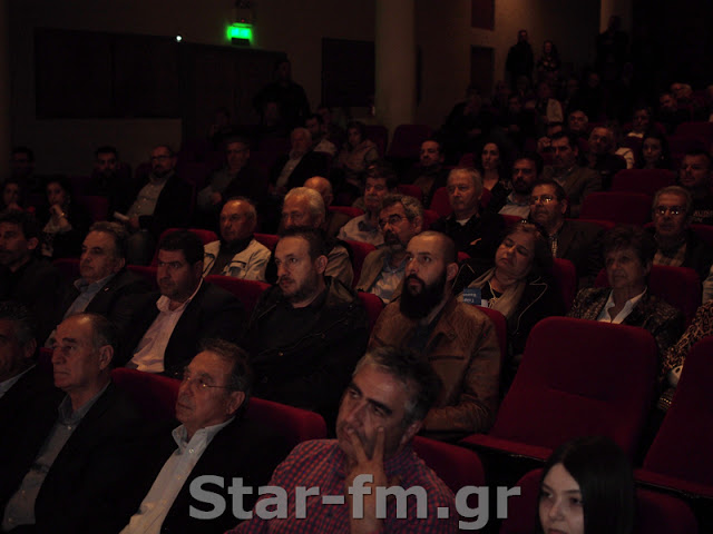 O  υποψήφιος Περιφερειάρχης Δυτικής Μακεδονίας Γιώργο Κασαπίδης  στα Γρεβενά (εικόνες + video) - Φωτογραφία 39