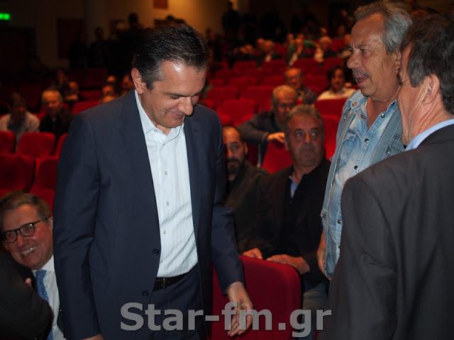 O  υποψήφιος Περιφερειάρχης Δυτικής Μακεδονίας Γιώργο Κασαπίδης  στα Γρεβενά (εικόνες + video) - Φωτογραφία 4
