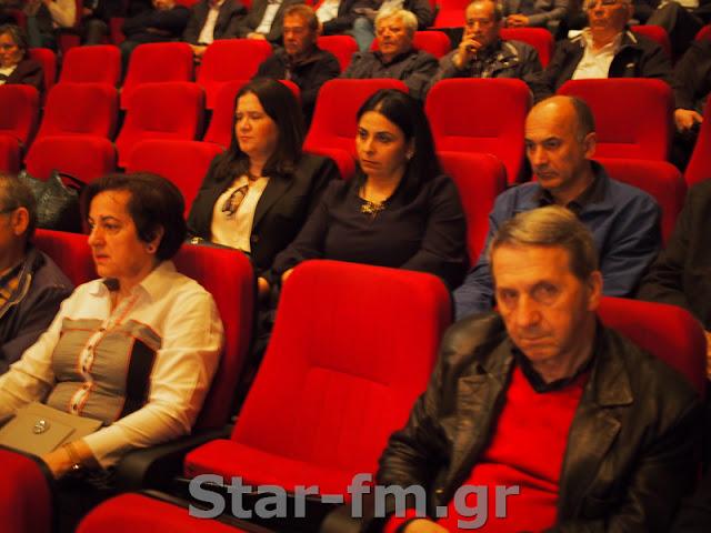 O  υποψήφιος Περιφερειάρχης Δυτικής Μακεδονίας Γιώργο Κασαπίδης  στα Γρεβενά (εικόνες + video) - Φωτογραφία 43