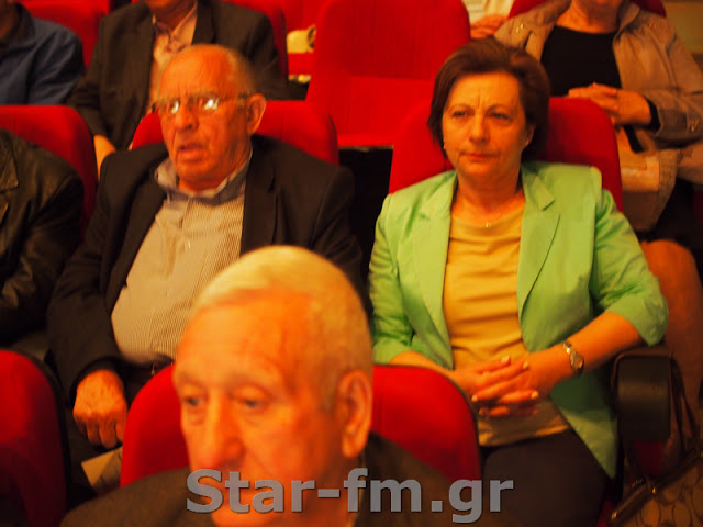 O  υποψήφιος Περιφερειάρχης Δυτικής Μακεδονίας Γιώργο Κασαπίδης  στα Γρεβενά (εικόνες + video) - Φωτογραφία 45