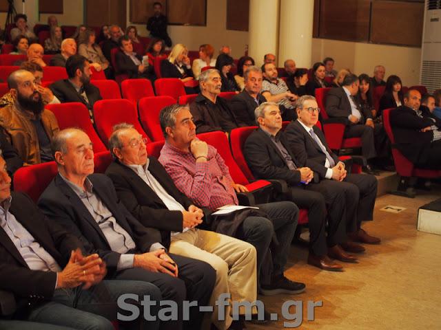 O  υποψήφιος Περιφερειάρχης Δυτικής Μακεδονίας Γιώργο Κασαπίδης  στα Γρεβενά (εικόνες + video) - Φωτογραφία 48