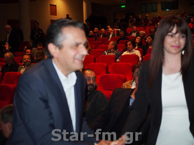 O  υποψήφιος Περιφερειάρχης Δυτικής Μακεδονίας Γιώργο Κασαπίδης  στα Γρεβενά (εικόνες + video) - Φωτογραφία 5