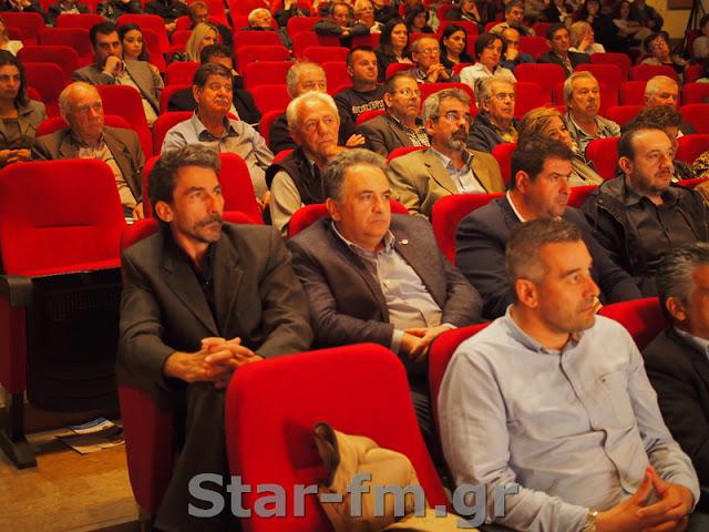 O  υποψήφιος Περιφερειάρχης Δυτικής Μακεδονίας Γιώργο Κασαπίδης  στα Γρεβενά (εικόνες + video) - Φωτογραφία 50
