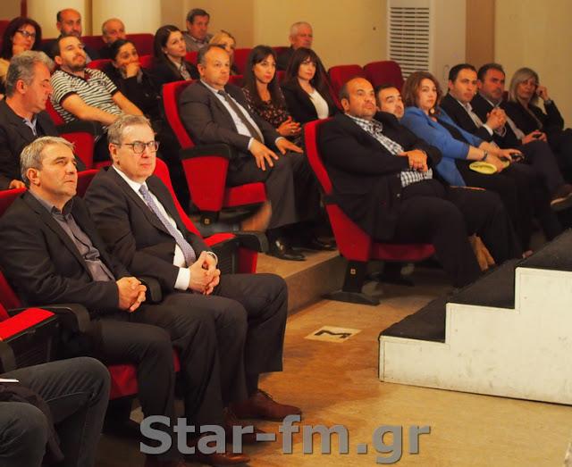 O  υποψήφιος Περιφερειάρχης Δυτικής Μακεδονίας Γιώργο Κασαπίδης  στα Γρεβενά (εικόνες + video) - Φωτογραφία 52