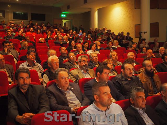O  υποψήφιος Περιφερειάρχης Δυτικής Μακεδονίας Γιώργο Κασαπίδης  στα Γρεβενά (εικόνες + video) - Φωτογραφία 55