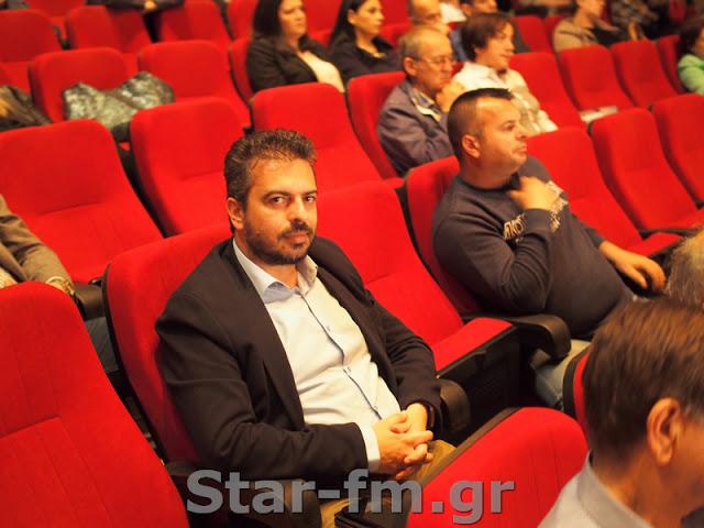 O  υποψήφιος Περιφερειάρχης Δυτικής Μακεδονίας Γιώργο Κασαπίδης  στα Γρεβενά (εικόνες + video) - Φωτογραφία 59