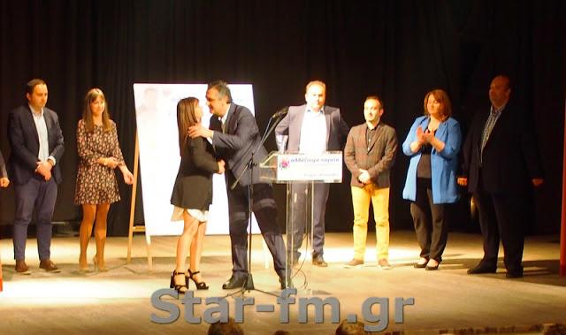 O  υποψήφιος Περιφερειάρχης Δυτικής Μακεδονίας Γιώργο Κασαπίδης  στα Γρεβενά (εικόνες + video) - Φωτογραφία 68