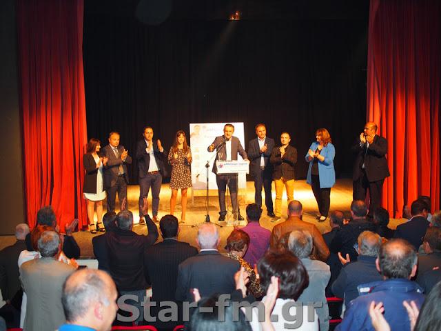 O  υποψήφιος Περιφερειάρχης Δυτικής Μακεδονίας Γιώργο Κασαπίδης  στα Γρεβενά (εικόνες + video) - Φωτογραφία 73