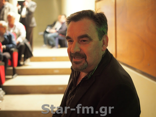 O  υποψήφιος Περιφερειάρχης Δυτικής Μακεδονίας Γιώργο Κασαπίδης  στα Γρεβενά (εικόνες + video) - Φωτογραφία 8