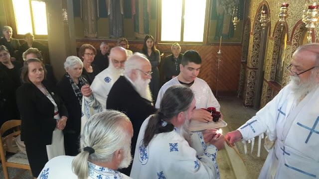 Εγκαίνια Ιερού Ναού Αγίου Νικολάου στην Άνοιξη Γρεβενών (εικόνες) - Φωτογραφία 16