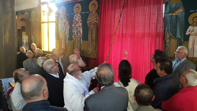 Εγκαίνια Ιερού Ναού Αγίου Νικολάου στην Άνοιξη Γρεβενών (εικόνες) - Φωτογραφία 18
