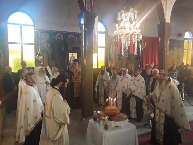 Εγκαίνια Ιερού Ναού Αγίου Νικολάου στην Άνοιξη Γρεβενών (εικόνες) - Φωτογραφία 20