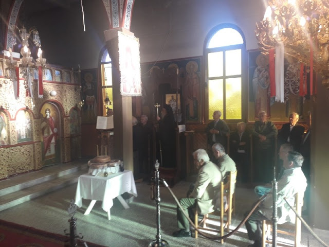 Εγκαίνια Ιερού Ναού Αγίου Νικολάου στην Άνοιξη Γρεβενών (εικόνες) - Φωτογραφία 25