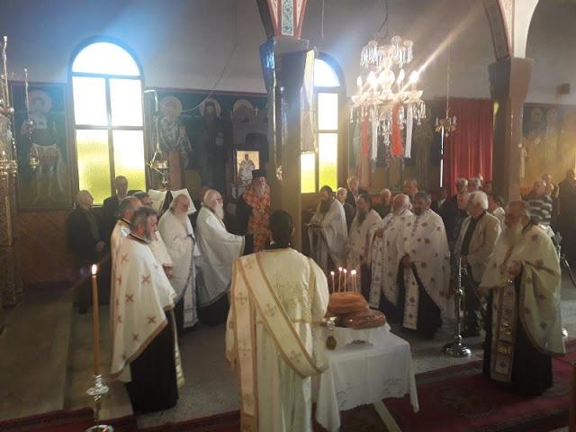 Εγκαίνια Ιερού Ναού Αγίου Νικολάου στην Άνοιξη Γρεβενών (εικόνες) - Φωτογραφία 28