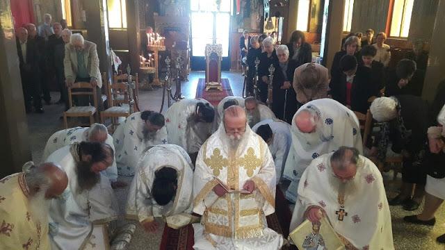 Εγκαίνια Ιερού Ναού Αγίου Νικολάου στην Άνοιξη Γρεβενών (εικόνες) - Φωτογραφία 37