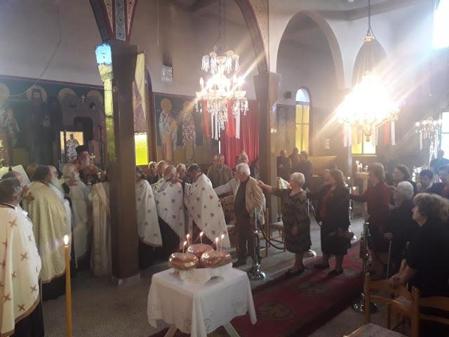 Εγκαίνια Ιερού Ναού Αγίου Νικολάου στην Άνοιξη Γρεβενών (εικόνες) - Φωτογραφία 40