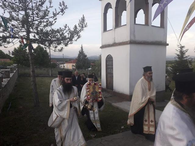 Εγκαίνια Ιερού Ναού Αγίου Νικολάου στην Άνοιξη Γρεβενών (εικόνες) - Φωτογραφία 44