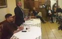 Επισκέψεις του υποψηφίου Δημάρχου Κώστα Παλάσκα και αντιπροσωπείας υποψήφιων δημοτικών συμβούλων σε Κοινότητες των Δ.Ε. Αγ. Κοσμά, Βεντζίου και Γρεβενών (εικόνες)