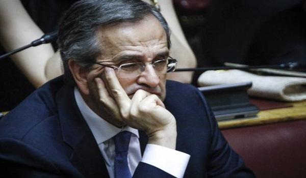 Σαμαράς: Η Μέρκελ μου πρότεινε προσωρινό Grexit και το απέρριψα - Φωτογραφία 1