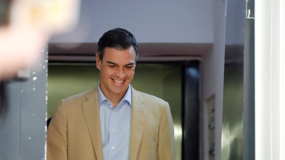 Ο Πέδρο Σάντσεθ, πρόσωπο «κλειδί» για τη διανομή των ρόλων στην ΕΕ - Φωτογραφία 1