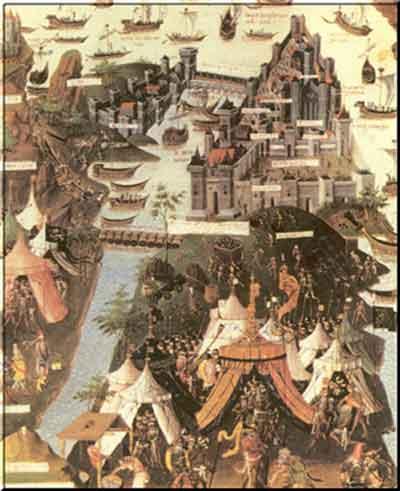29  ΜΑΪΟΥ 1453 Η ΠΟΛΙΣ ΕΑΛΩ στη ζωγραφική και στην ποίηση - Φωτογραφία 10
