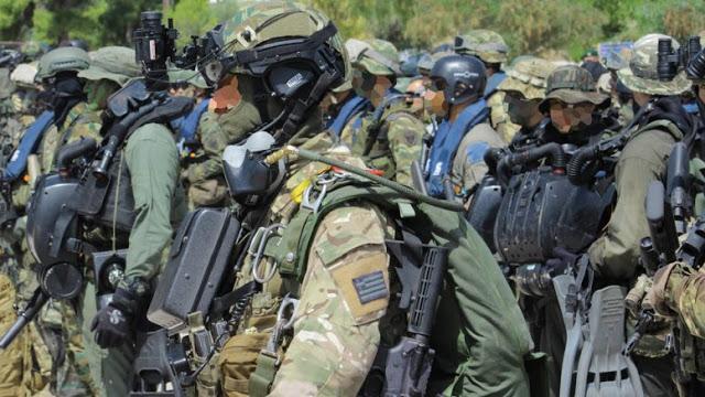 Νέα σελίδα για τις Ειδικές Δυνάμεις: Εγένετο Διακλαδική Διοίκηση Ειδικού Πολέμου - Φωτογραφία 1