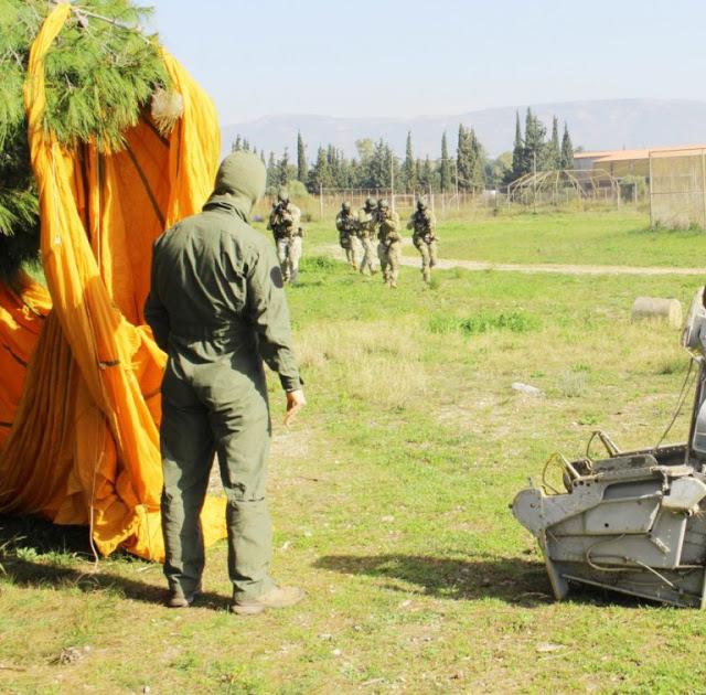 Νέα σελίδα για τις Ειδικές Δυνάμεις: Εγένετο Διακλαδική Διοίκηση Ειδικού Πολέμου - Φωτογραφία 4