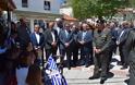Ο Δκτης του Δ'ΣΣ Αντγος Χαράλαμπος Λαλούσης σε Εκδήλωση Τιμής και Μνήμης στο Νομό Ξάνθης προς Τιμή των Πεσόντων Μουσουλμάνων του Β΄ΠΠ