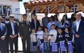 Ο Δκτης του Δ'ΣΣ Αντγος Χαράλαμπος Λαλούσης σε Εκδήλωση Τιμής και Μνήμης στο Νομό Ξάνθης προς Τιμή των Πεσόντων Μουσουλμάνων του Β΄ΠΠ - Φωτογραφία 4