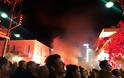 ΒΟΝΙΤΣΑ: Πανηγυρισμοί στο εκλογικό κέντρο του ΓΙΩΡΓΟΥ ΑΠΟΣΤΟΛΑΚΗ -ΦΩΤΟ: Στέλλα Λιάπη