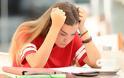 Πώς να νικήσετε το άγχος των εξετάσεων