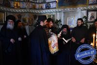 12106 - Πανηγύρισε το Βατοπαιδινό Κελλί του Αγίου Νικολάου Αμμωνά (φωτογραφίες) - Φωτογραφία 3
