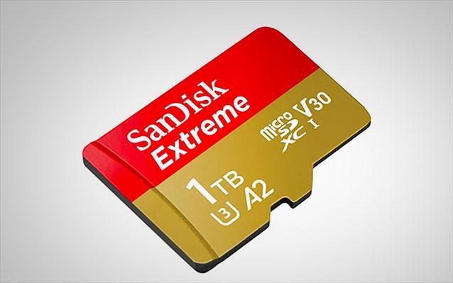 ΕΤΟΙΜΕΣ οι πρώτες κάρτες microSD με χωρητικότητα 1 ΤΒ - Φωτογραφία 2