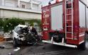 Εικόνες-σοκ: Φονική σύγκρουση αγροτικού με φορτηγό - Ένας νεκρός - Φωτογραφία 2