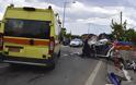 Εικόνες-σοκ: Φονική σύγκρουση αγροτικού με φορτηγό - Ένας νεκρός - Φωτογραφία 3