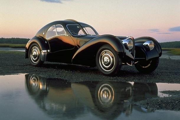 10 απίστευτα vintage coupe αυτοκίνητα (εικόνες) - Φωτογραφία 6