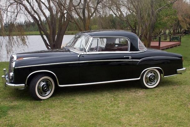 10 απίστευτα vintage coupe αυτοκίνητα (εικόνες) - Φωτογραφία 9
