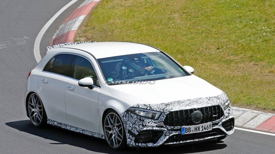 Mercedes-AMG A45 - Φωτογραφία 1