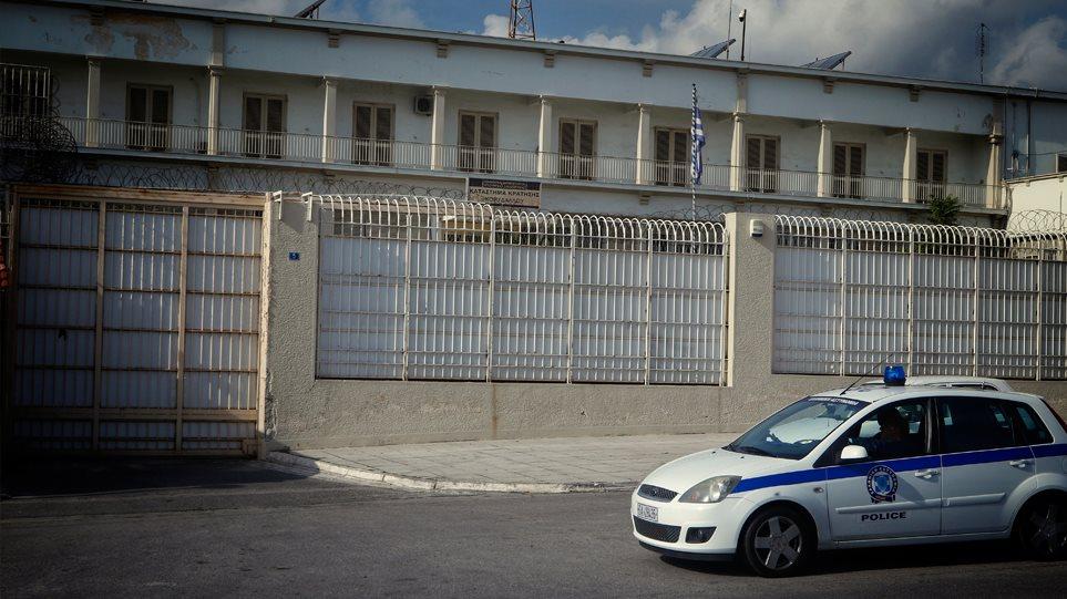Συναγερμός στις φυλακές Κορυδαλλού: Αιματηρή συμπλοκή μεταξύ κρατουμένων - Φωτογραφία 1