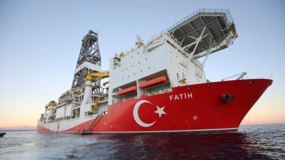 Τουρκικό ΥΠΕΞ: Θράσος των Ελληνοκυπρίων τα εντάλματα σύλληψης για τον Πορθητή - Φωτογραφία 1