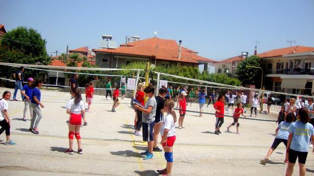 Βόλεϊ: Παιδια(δα) στο θερινό τουρνουά «Μίνι Βόλεϊ» του Αριστέα Φιλώτα-Αμυνταίου (εικόνες + video) - Φωτογραφία 1
