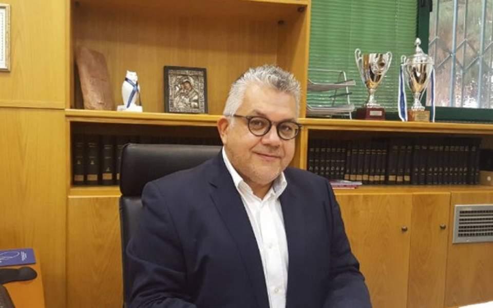 Νίκος Παπαϊωάννου, ο νέος πρύτανης του Αριστοτελείου Πανεπιστημίου Θεσσαλονίκης - Φωτογραφία 1